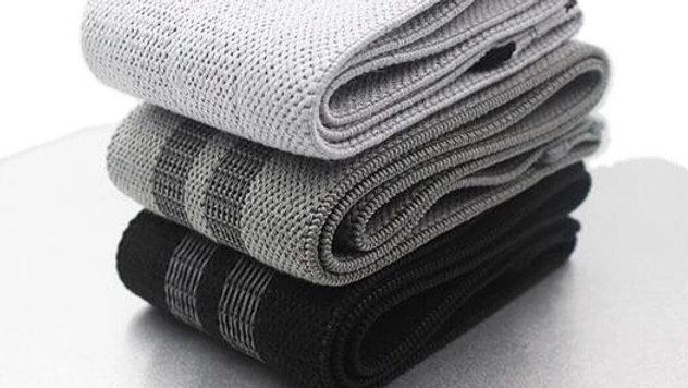 Multipack resistance bands black, white & grey