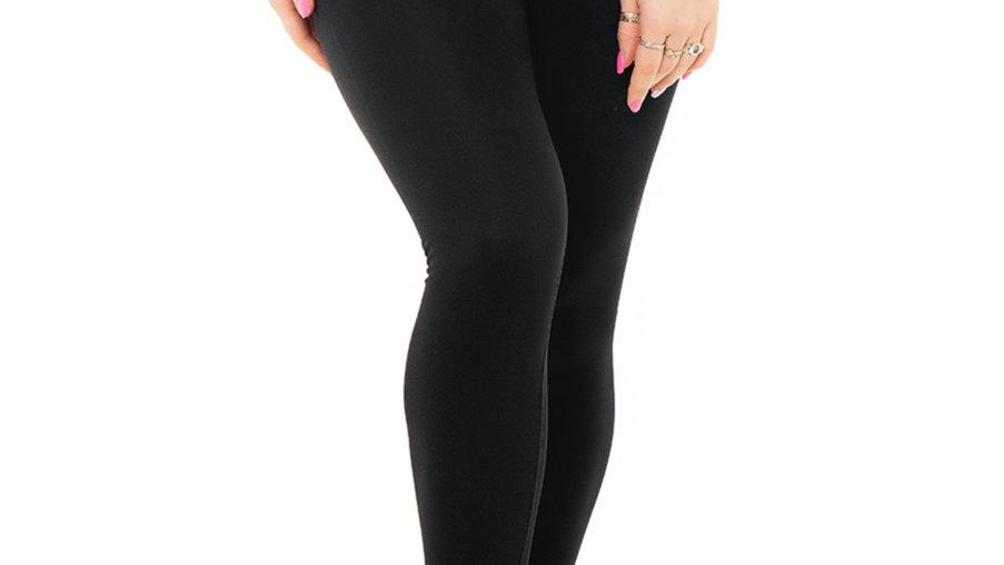 Classic Black seamless leggings