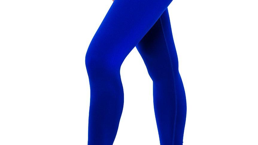Classic Blue seamless leggings