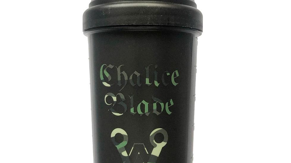 Chalice Blade Camo Protein Shaker