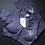 Thumbnail: Classic Grey seamless leggings & bra set