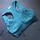 Thumbnail: Classic Deep Green seamless leggings & bra set