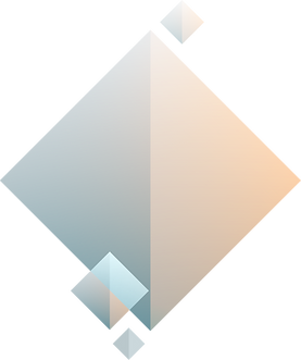 Arte abstrata com quadrados