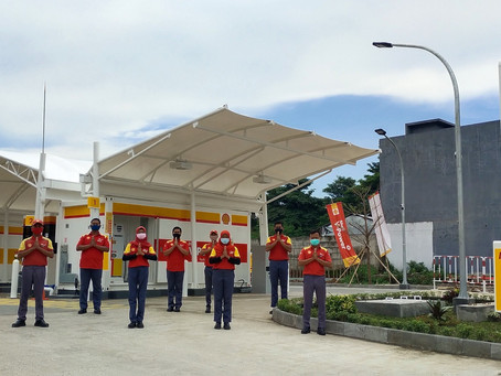 SPBU Shell di Indonesia Tumbuh Pesat pada 2020