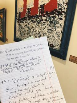 Isabella Astua Art Showcase 2019