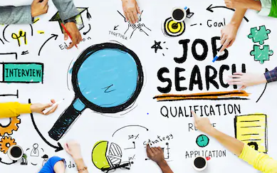 Job Searching: the 5 things you need to do.