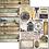Thumbnail: Ciao Bella Modern Times Creative Pad A4 9/PKG