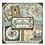Thumbnail: Stamperia Voyages Fantastiques 22 sheets 12x12