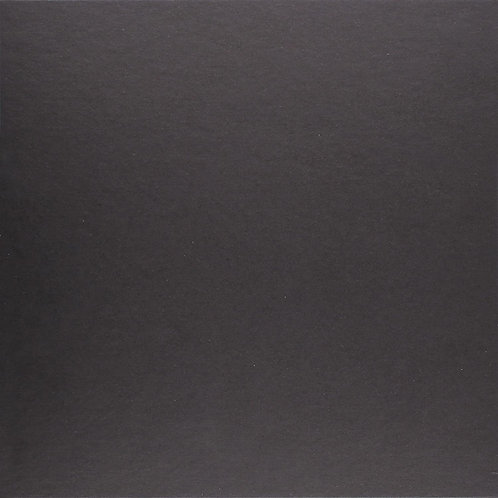Medium Weight Chipboard Sheets, 12-Inch by 12-Inch, Black
