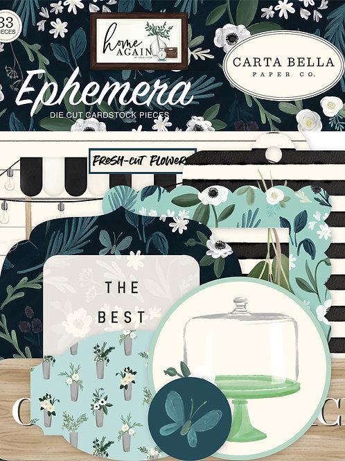 Carta Bella Paper - Home Again Collection - Ephemera