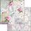 Thumbnail: New Stamperia Hortensia Scrapbook Paper Pad 12 X 12