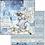 Thumbnail: Stamperia's Winter Tale Scrapbook Paper 12x12