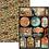 Thumbnail: Ciao Bella Collateral Rust Creative Pad A4 9/PKG