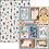 Thumbnail: Ciao Bella Northern Lights Creative Pad A4 9/PKG