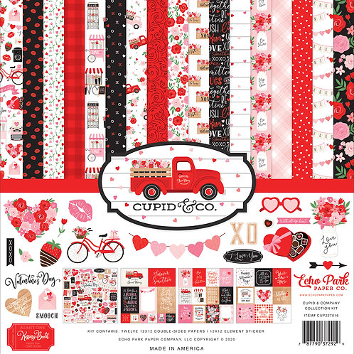 Echo Park Cupid & Co. Collection Kit