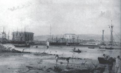Port Adelaide 1848