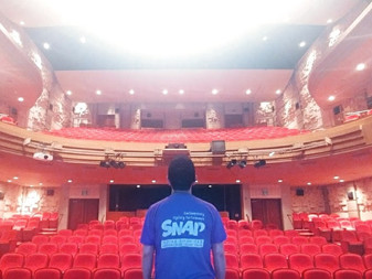 <SNAP> under programme of On-Comma at Sejong Centre for the Performing Arts ended off successf