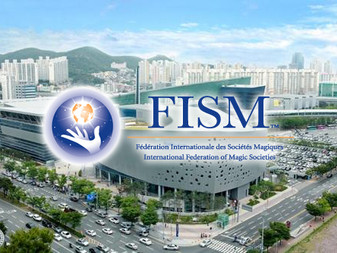 [GRUEJARM Production] joined the FISM World Championships of Magic Organization Committee