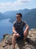 Above Lake Cresent