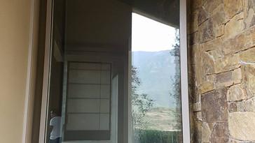 WEILAND puerta pivotante 4 x 2.5 m