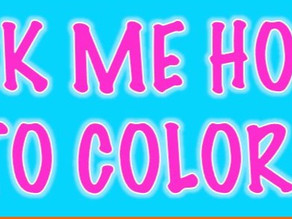 It's Okay to Color Outside the Lines!