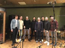 TWOPLUSFOUR Band im Maarweg Studio