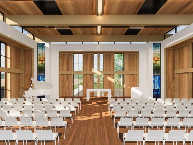 Sacred Heart College Chapel