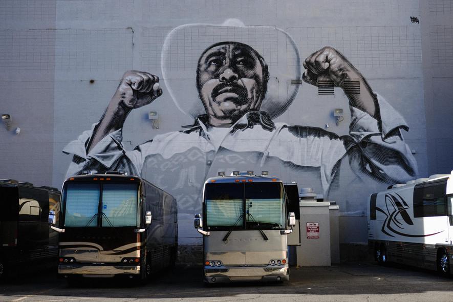 El Paso Mural Latino Pride