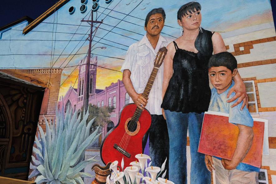 Segundo Barrio Mural