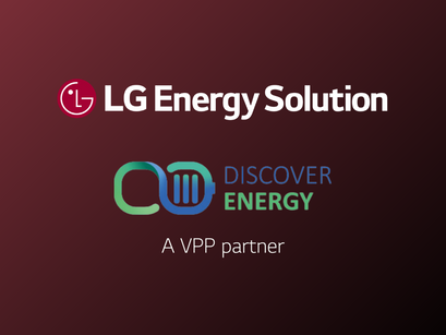 The LG Home Battery and Discover Energy VPP program