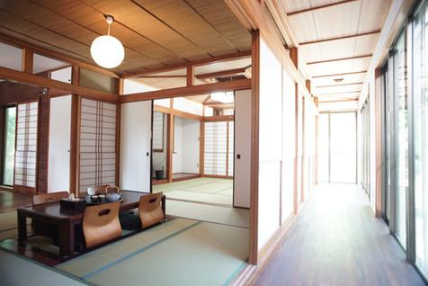 WALKERS NAKIJIN JAPANESE ROOM