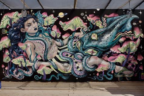 NEOSUJIN GRAFFITI