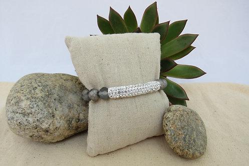 Beaded Elastic Bracelet