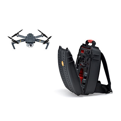 Formcase - DJI Mavic Pro Fly More Combo - Backpack