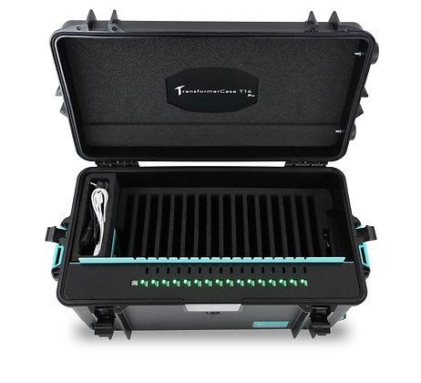 TransformerCase T16C Pro® - Laden für bis zu 16 Geräte via USB