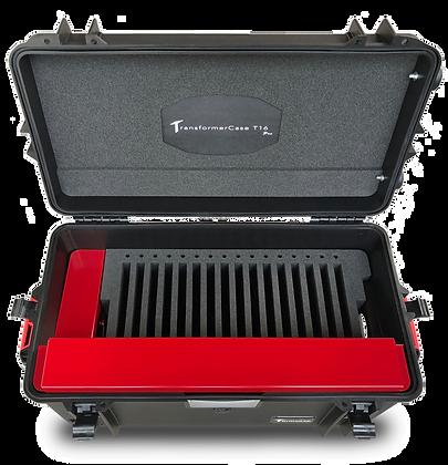 TransformerCase T16CX® - Laden für bis zu 16 Geräte via Steckdosen