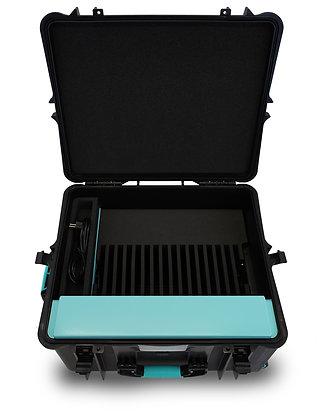 TransformerCase T10MLX - Laden für bis zu 10 Geräte via Steckdos