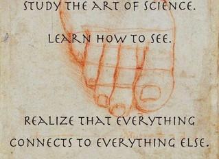 Cross-Curricular inspiration from da Vinci