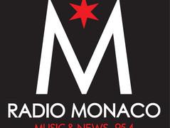 Interview Michel Borfiga - Radio Monaco