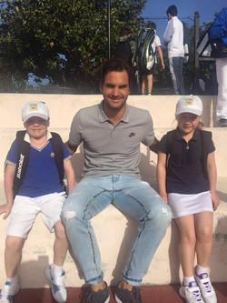 Roger Federer Petites