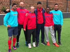 Novak Djokovic au Club !