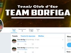 En Octobre suivez nous sur Twitter !