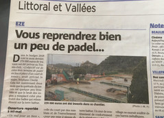 Nouvel Article Nice-Matin