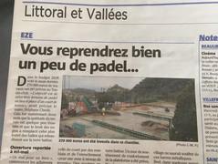 Nouvel Article Nice-Matin