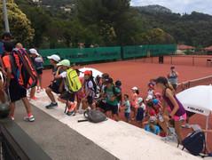 Ecole de Tennis / TC Eze