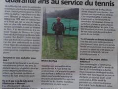 Article Nice-Matin - Février 2016