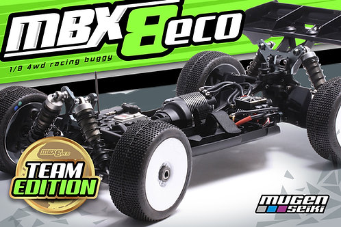 MBX8 ECO Team Edition 1/8 Electric Buggy Kit **BEAST**