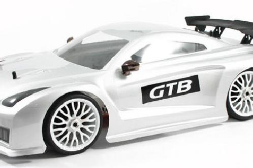 HoBao 1/8 GTB/GTLE On-Road Elec 80% W/ Clear Body (Long)
