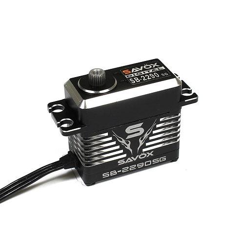 Savox Monster Torque Brushless Servo, Black Edition SB2290SG