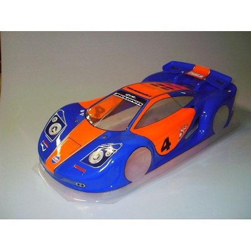Mclaren GTR 2mm Thick / 295mm Length Speed run or Drag Racing
